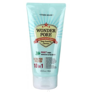 Пенка для умывания 10 в 1 Etude House Wonder Pore Deep Foaming Cleanser