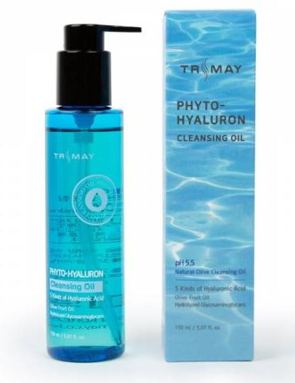 Гидрофильное масло  TRIMAY Phyto-Hyaluron Cleasing Oil 150ml