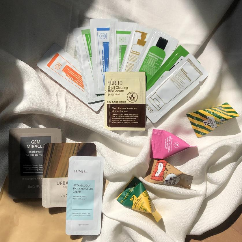 SAMPLE KIT LOVE YOUR SKIN