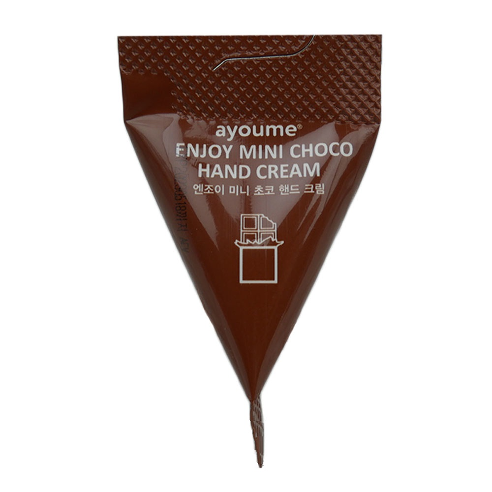 Крем для рук шоколад Ayoume Enjoy Mini Choco Hand Cream