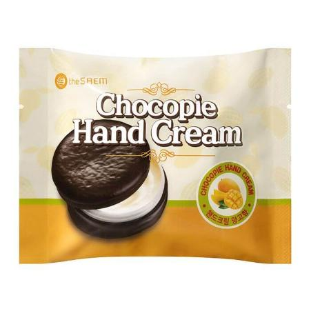 Крем для рук с манго The Saem Chocopie Hand Cream Mango