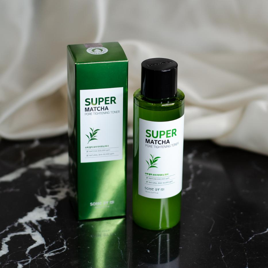 Тонер Some by mi Super Matcha Pore Tightening Toner 150мл