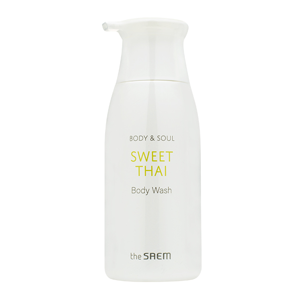 Гель для душа The Saem Sweet Thai Body Wash