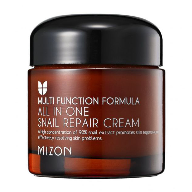 Крем для лица Mizon All in One Snail Repair Cream 75ml фото 2