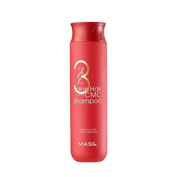 Восстанавливающий шампунь с керамидами Masil 3 Salon Hair CMC Shampoo фото 2