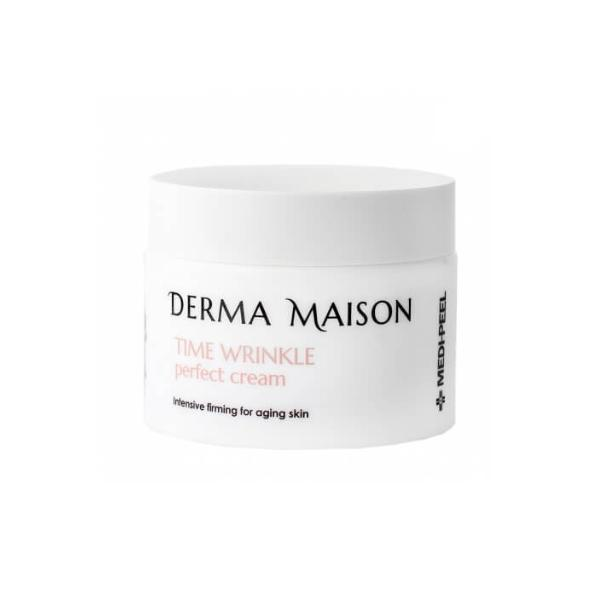 Крем разглаживающий для интенсивного восстановления MEDI-PEEL Derma Maison Time Wrinkle Cream